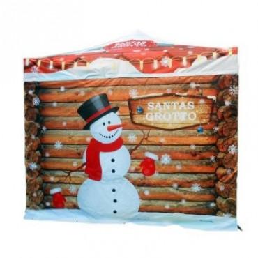 Carpa Plegable de Navidad