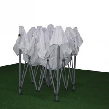 Carpa plegable 3x3 blanca