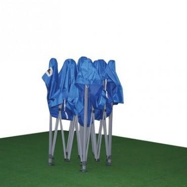 Carpa plegable 3x3 azul