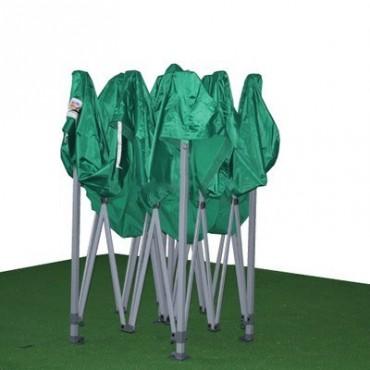 Carpa plegable 3x3 verde
