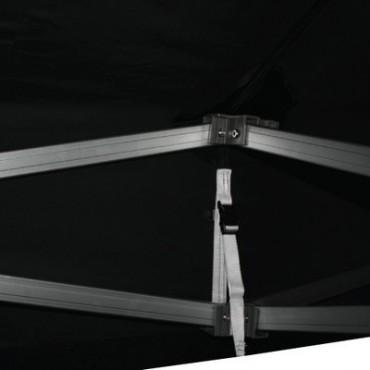 Carpa plegable 3x6 negra
