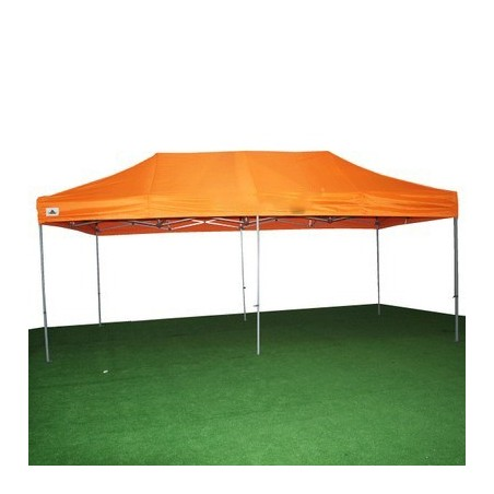 Carpa Plegable 3x6 Naranja