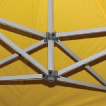 Carpa plegable 3x6 amarilla