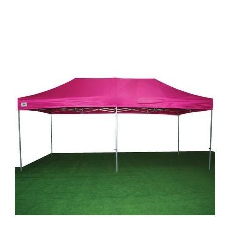Carpa plegable 3x6 rosa