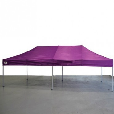 Carpa plegable 3x6 morada