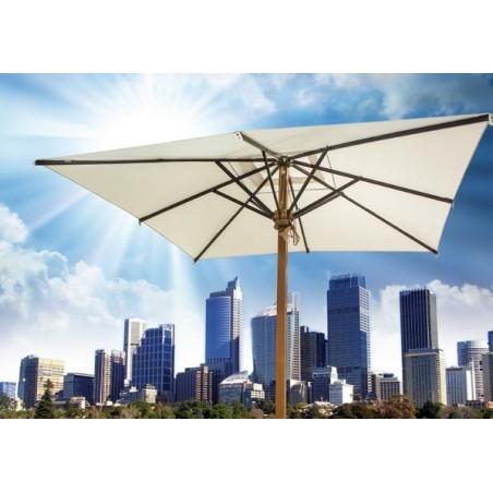 Parasol élite para restaurante