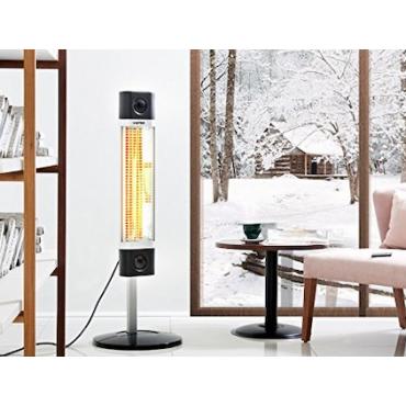 Calefactor por infrarrojos...