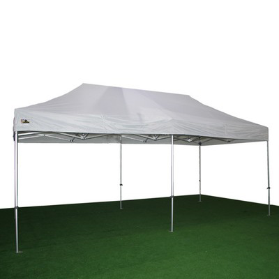 carpa plegable 3x6 blanca