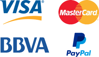 Partner financiero BBVA, Partner logístico TNT